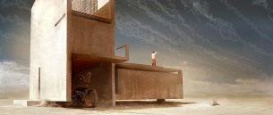 Design for a Desert House